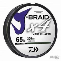 TRESSE J BRAID X 4 DARK...