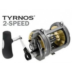 TYRNOS 50 II LRS SHIMANO