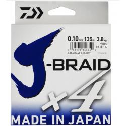 TRESSE J-BRAID X4  DARK...