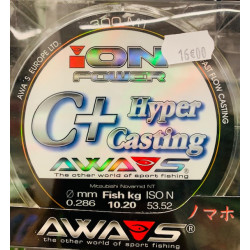 NYLON ION POWER C+ HYPER...