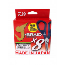 TRESSE J-BRAID GRAND X 8 -...
