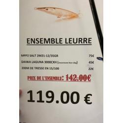 ENSEMBLE LEURRE MPP2 SALT...