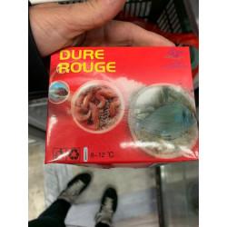 DURES ROUGES BOITE