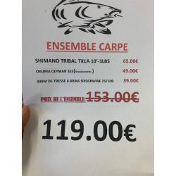 ENSEMBLE CARPE SHIMANO...