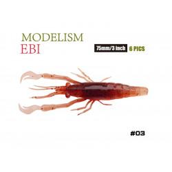 ECREVISSE MODELISM EBI 75MM...