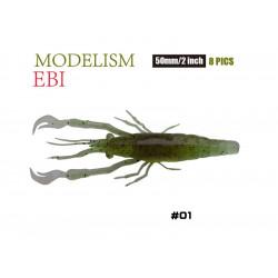 ECREVISSE MODELISM EBI 50MM...